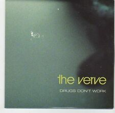 (EJ41) The Verve, Drugs Don't Work - 1997 DJ CD