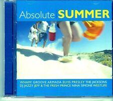 (EI498) Absolute Summer20 tracks various artists - 2007 CD