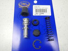 Kawasaki New K&L Front Brake Master Cylinder Rebuild Kit 0107-022