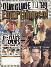 Guide to '99 Entertainment Weekly Jan 1999 Star Wars Varsity Blues Talented Mr