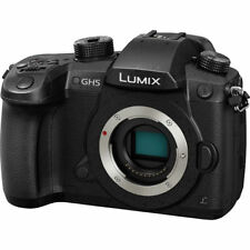 Panasonic LUMIX DC-GH5K 20.3MP Digital Camera - Black (Body Only)