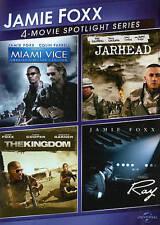 Jamie Foxx: 4-Movie Spotlight Series (3 DVD set, 2013)  Jarhead  Ray Miami Vice