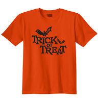 Trick Treat Funny Shirt | Halloween Scary Gift Idea Haunted T Shirt