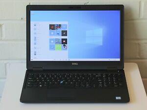 """Dell Latitude 5590 15"""" UltraBook - Intel i5-8350U 1.70GHz 8GB RAM 500GM HDD"""