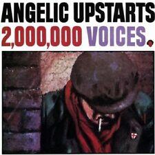Angelic Upstarts 2,000,000 Voices CD+Bonus Tracks NEW SEALED Punk/Oi! England+