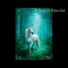 *FOREST UNICORN* Anne Stokes Fantasy Art Blank Greeting Card (AN34)