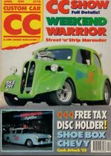 April Custom Car Monthly Transportation Magazines