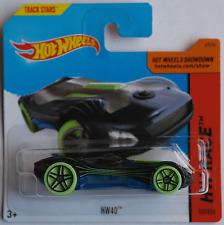 Hot wheels-hw40 Noir blaumet. Nouveau/OVP
