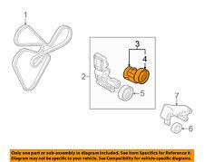 HYUNDAI OEM 06-14 Sonata-Serpentine Fan Belt Tensioner 2528125000