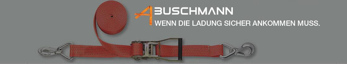 Ladungssicherung Buschmann