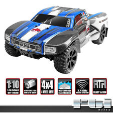 Redcat Racing Blackout SC PRO 1/10 BLUE Brushless Electric Short Course RC Truck