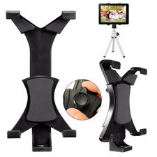 Tripod Mount Holder Bracket 1/4'' Thread Adapter For 7~10.1'' iPad Mini Tablet