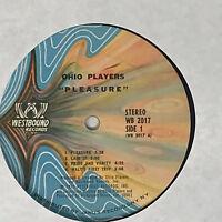 Ohio Players Pleasure LP Vinyl Record Disco 1972 Original Pressing Generic Cover
