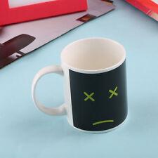 Heat Hot Reactive Changing Color Magic Mug Ceramic Coffee Tea Sensitive Cup CC