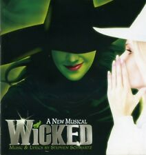 WICKED Soundtrack CD Original Broadway Cast Recording