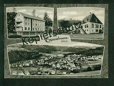 Alte Ansichtskarte Gruss aus Eppenbrunn Pfalz