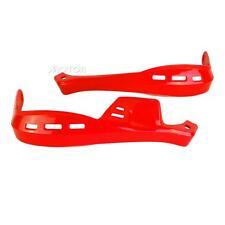 """Red 7/8"""" Handlebar Handguards Hand Guard Fit Kawasaki Versys Hand Guard Shells"""