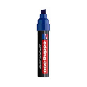 EDDING 390 INK MARKER PEN - LARGE 4-12mm NIB - PERMANENT INK