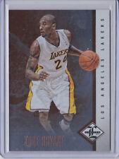 Kobe Bryant Single NBA Basketball Trading Cards
