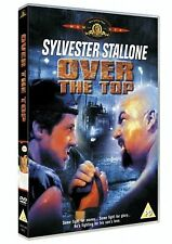 Over The Top 2004 Sylvester Stallone, Robert Loggia, Susan NEW SEALED UK R2 DVD