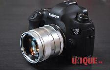 Zhongyi Mitakon Creator II 85mm/F2  Silent Frame Prime Lens for Canon EF Mount C