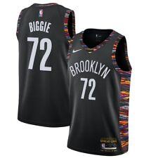 Nike Brooklyn Nets Notorious Biggie Smalls Music City Edition Swingman Jersey
