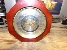 Lord King Quarts World Clock