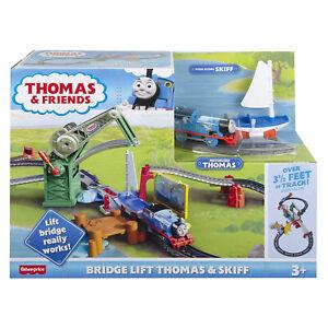 Thomas And Friends Bridge Lift Thomas And Skiff Set NEW IN STOCK