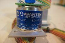 Avantek Yig Tuned Oscillator Y092-2300 3.0 to 5.7 Ghz