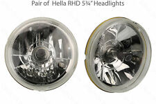 "Hella 5¾"" RHD Headlight/headlamps TVR Griffith to 2000 Upgrade or Replacement"