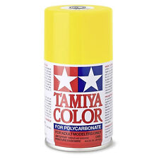 Tamiya Lexanfarbe Ps-6 amarillo aerosol 100 ml 86006