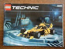 Lego Technic Bauanleitung 8445