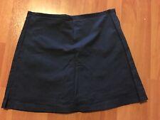 Liquid Yacht Skort Skirt Golf Fishing Tennis Clima Cool Size 2 Nylon Stretch NWT