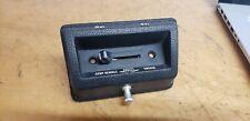 AMC Eagle SX4 4 Wheel Drive Vacuum Dash Switch Black OEM 84 85 86 3240209 4wd
