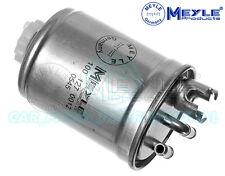 Meyle Filtro de combustible, en línea Filtro 100 127 0012