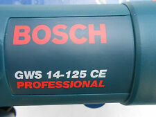 Bosch Betonschleifer-Winkelschleifer GWS 14-125 CE Professional 1400 Watt