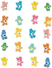 Care Bear Waterslide  / Water Transfer Nail Decals/Nail art