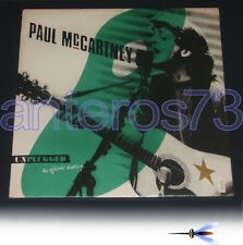 "PAUL McCARTNEY THE BEATLES ""UNPLUGGED - THE OFFICIAL BOOTLEG"" RARE LP - SEALED"
