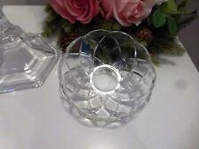 Deko kerzenständer teelichthalter aus glas für stab tafelkerze