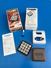 JEU de société / FOGGLE Chrifres Capiepa 1à8 joueur 1977 type COGGLE BOGGLE N°13