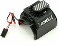 Castle Creations Cooling Fan & Shroud for 1/8th Motors 011-0004-00 NIB free ship