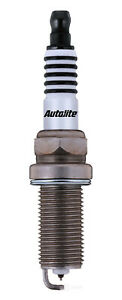 Autolite Double Platinum Spark Plugs APP5325 x 4