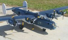 "B-24  Liberator 110""  Giant Scale RC AIrplane Printed Plans & Templates"