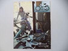 advertising Pubblicità 1976 MALAGUTI FIFTY SPECIAL HF 50
