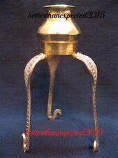 BRASS POURING / ABHISHEK LOTA STAND FOR SHIVLING SHIVA LINGAM ~HINDU PUJA STAND