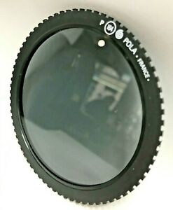 P164 Circular Polariser Round Glass Filter for Cokin P-series without case 1980s