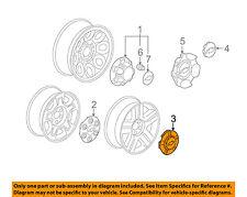 GM OEM-Wheel Center Cap Hub Cover 9597991