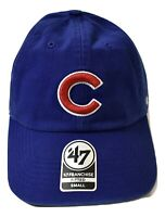 '47 Brand Mens MLB Chicago Cubs '47 Franchise Fitted Hat Cap New S, M, L, XL