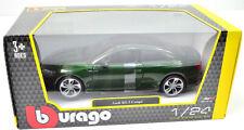 Audi RS 5 Coupé grün Maßstab 1:24 von Bburago