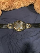 WWE NXT Womens Championship Title Belt Actual Replica